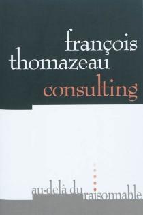 Consulting - FrançoisThomazeau