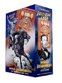 Jules Verne : saga : l'intégrale -
