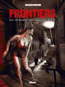 Frontiers : les chroniques des agents du BAD - ChristopheWild