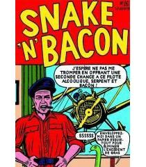 Snake'n' Bacon's cartoon cabaret - MichaelKupperman
