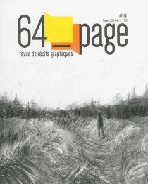64_page : revue de récits graphiques, n° 1 -