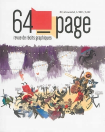 64_page : revue de récits graphiques, n° 2 -
