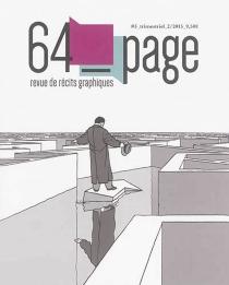 64_page : revue de récits graphiques, n° 3 -