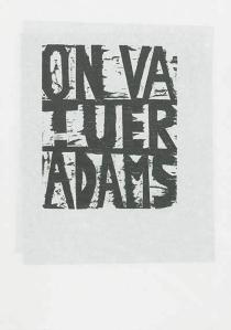 On va tuer Adam - OlivierDeprez