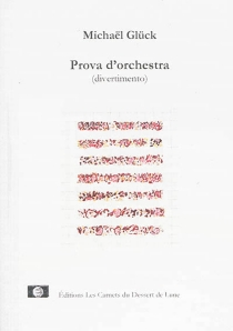 Prova d'orchestra (divertimento) - MichaëlGlück