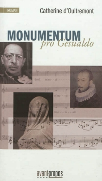 Monumentum pro Gesualdo - Catherine D'Oultremont