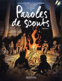 Paroles de scouts - Jean-Claude Bourret
