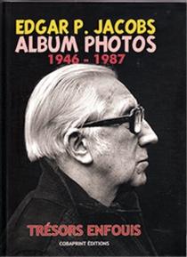 Edgar P. Jacobs : album photos -