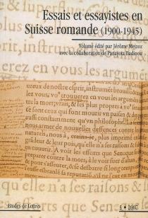 Etudes de lettres, n° 3 (2007) -