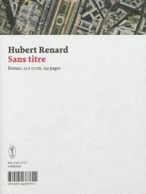 Sans titre - HubertRenard