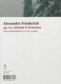 45-12, retour à Aravaca - AlexandreFriederich