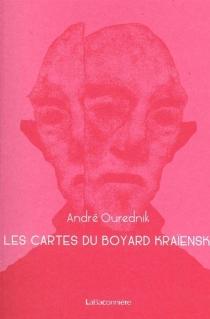 Les cartes du boyard Kraïenski - AndréOurednik