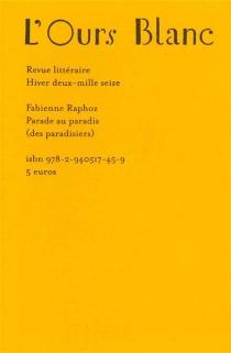 Ours blanc (L'), n° 9 - FabienneRaphoz