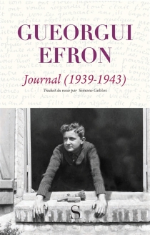 Journal : 1939-1943 - Gueorgui Efron