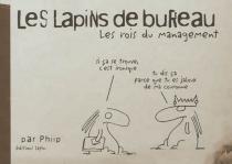 Les lapins de bureau - Phiip