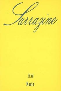 Sarrazine, n° 10 -