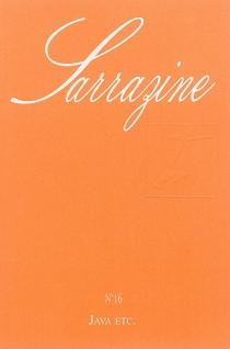 Sarrazine, n° 16 -