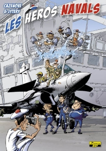 Les héros navals - ChristopheCazenove