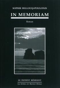 In Memoriam - SophieBellocq-Poulonis