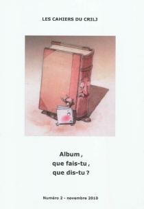 Cahiers du CRILJ (Les), n° 2 -