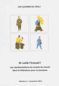Cahiers du CRILJ (Les), n° 4 -