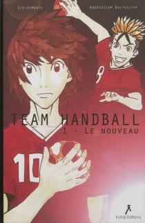 Team Handball - AbdesselamBoutadjine