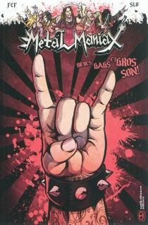 Metal Maniax - Fef