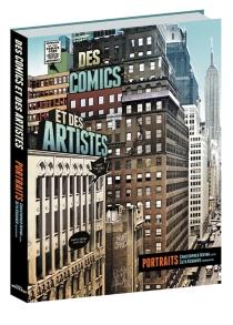 Des comics et des artistes : les origines du comics américain : portraits - ChristopherIrving