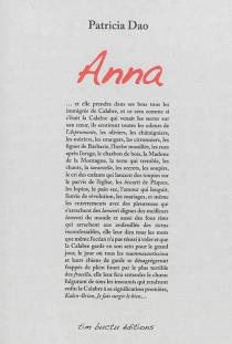 Anna - PatriciaDao