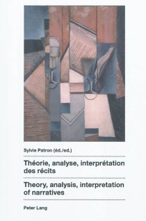 Theory, analysis, interpretation of narratives| Théorie, analyse, interprétation des récits -
