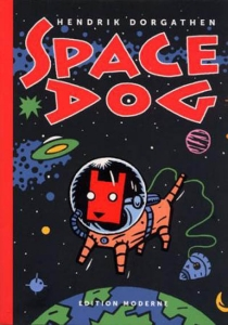 Space dog - Hendrik Dorgathen