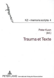 Trauma et texte -
