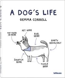 A dog's life - GemmaCorrell