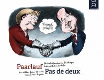 Paarlauf : die deutsche-französischen Besichungen in der politischen Karikatur| Pas de deux : les relations franco-allemandes dans le dessin de presse -