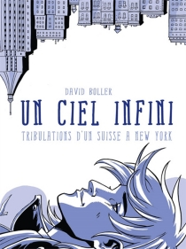 Un ciel infini : tribulations d'un Suisse à New York : roman graphique - David Boller