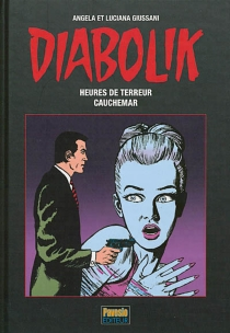 Diabolik : les années d'or   Volume 2 - AngelaGiussani
