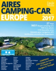 Aires camping-car : Europe 2017