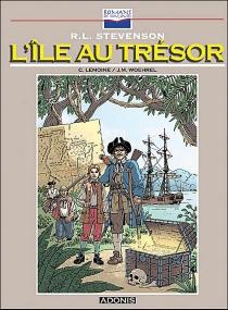 L'île au trésor - ChristopheLemoine