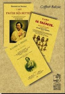 Coffret Balzac - Honoré deBalzac