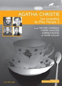 Les enquêtes de Miss Marple   Volume 3 - AgathaChristie