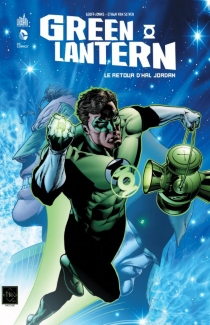 Green Lantern : le retour d'Hal Jordan - GeoffJohns
