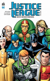 Justice League international - Jean Marc DeMatteis