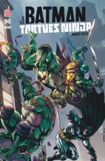 Batman et les Tortues ninja - James Tynion