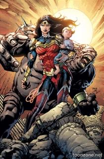 Wonder Woman, déesse de la guerre - MeredithFinch