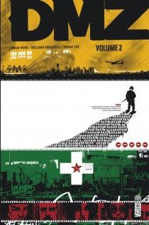 DMZ : intégrale | Volume 2 - BrianWood
