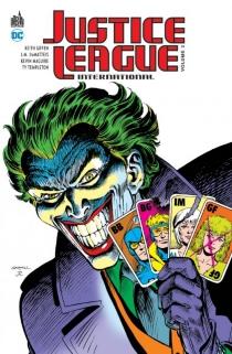 Justice League international -