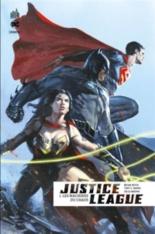Justice League rebirth - TonyDaniel, BrianHitch