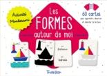 Les formes autour de moi : activité Montessori : 60 cartes pour apprendre, observer et aborder la lecture - SteffieBrocoli