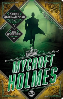 Mycroft Holmes - KareemAbdul-Jabbar