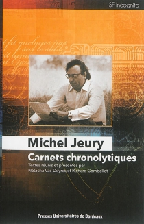Carnets chronolytiques - MichelJeury